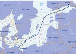 υποδομές που μεταφέρουν ενεργειακούς πόρους στην Ευρώπη