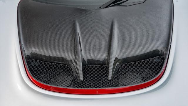 Lotus Exige Sport 380 - Posee una significativa reducción en el peso