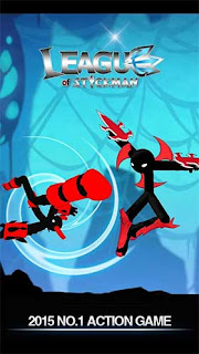 League of Stickman V3.9 Apk + Mod for android