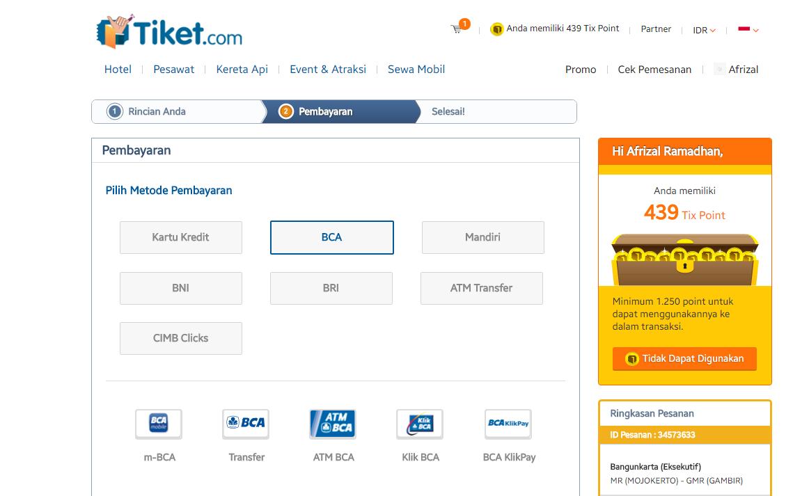 3 Alasan Mengapa Kamu Harus Pesan Tiket Online Melalui Tiket Com Sharing Of Life