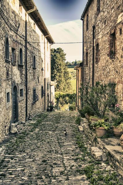 Borgo di Fonterutoli