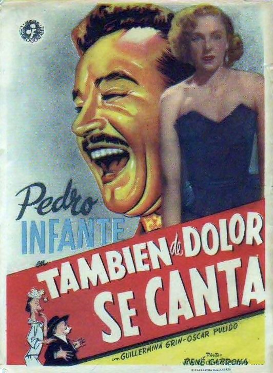 Tambien De Dolor Se Canta - 1950