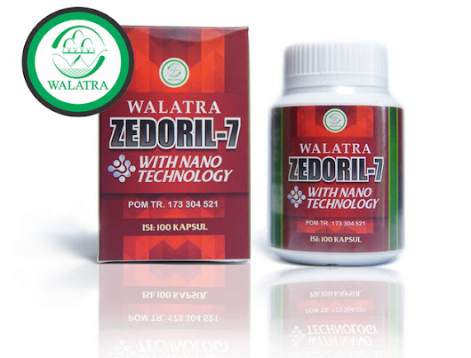 Walatra Zedoril-7 With Nano Technologi - Spot Herbal