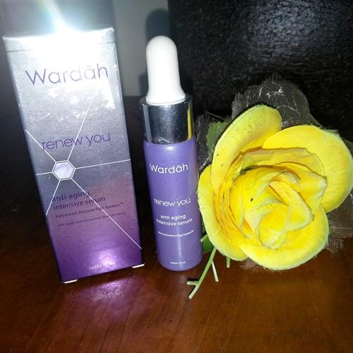 Review Wardah Renew You Anti Aging Intensive Serum