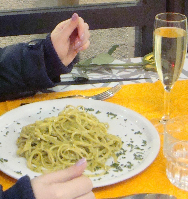 comidas em milão