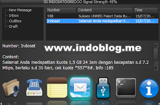 Berhenti Langganan Internet Indosat