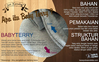 Jenis Bahan babyterry Untuk Pembuatan Jaket Yang Paling Bagus
