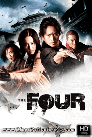 The Four [1080p] [Latino-Chino] [MEGA]
