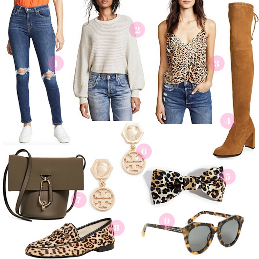 What I'm Buying for Fall from the Shopbop Sale!