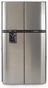National RV Trade Show: Norcold Polar Max 18 Refrigerator
