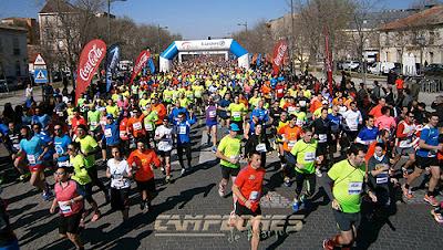 Medio Maratón de Aranjuez