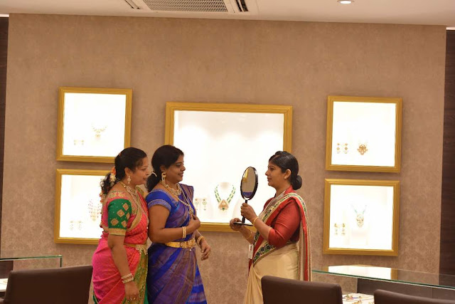 TBZ-The Original Vijayawada announces a grand new renovated store with a larger range of Diamond and Gold collection