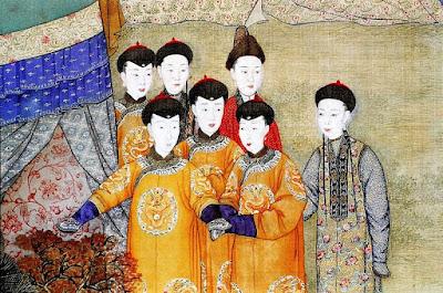 Thái giám và những bí ẩn chốn hậu cung hoàng đế Trung Hoa