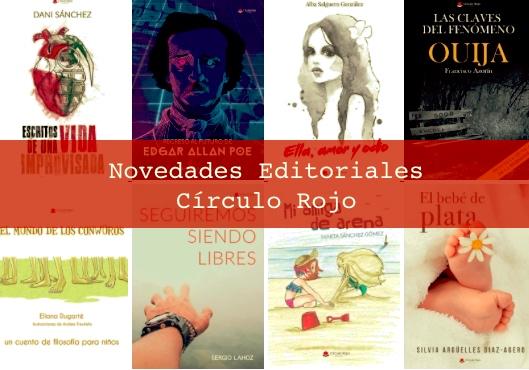 Novedades Editoriales para Febrero | Círculo Rojo