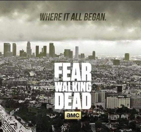 The Horror Honeys: Fear The Walking Dead: Season 1, Episode