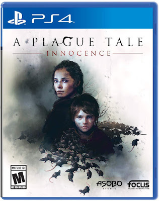 A Plague Tale Innocence Game Cover Ps4