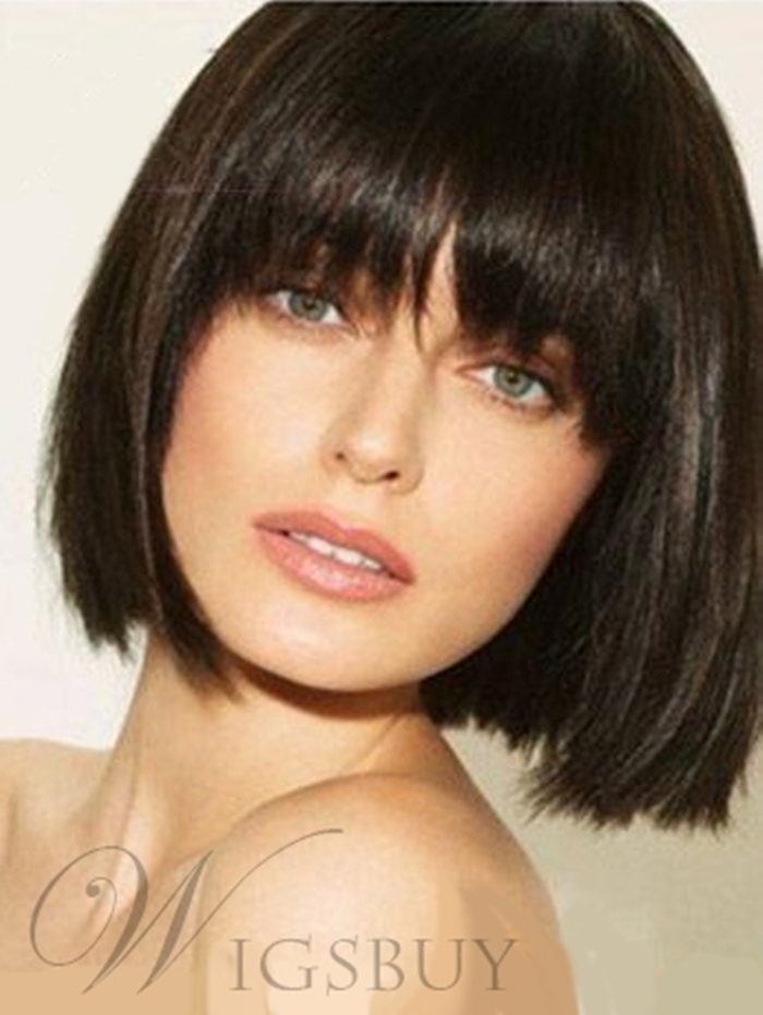 https://shop.wigsbuy.com/product/Beautiful-Smooth-Short-Straight-Bob-Wig-100-Human-Hair-With-Full-Bangs-10-Inches-10882962.html