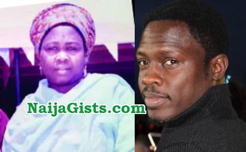 Ali Nuhu mother