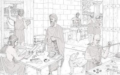 Οι εφοριακοί της αρχαιότητας με τα... ρόπαλα