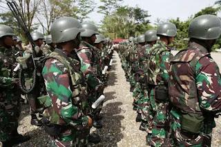 Tindak Tegas Kelompok Bersenjata di Tembagapura, Pangdam Cenderawasih: Sekarang Kita Kesampingkan HAM!