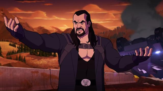 Scooby-Doo! and WWE: La Maldicion Del Demonio Veloz - 720p - Latino - Captura 4