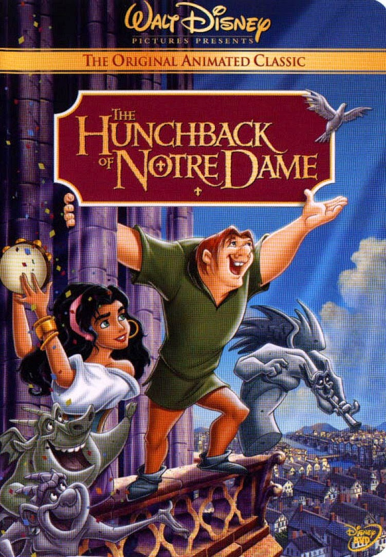 the hunchback of notre dame 1996 - disney