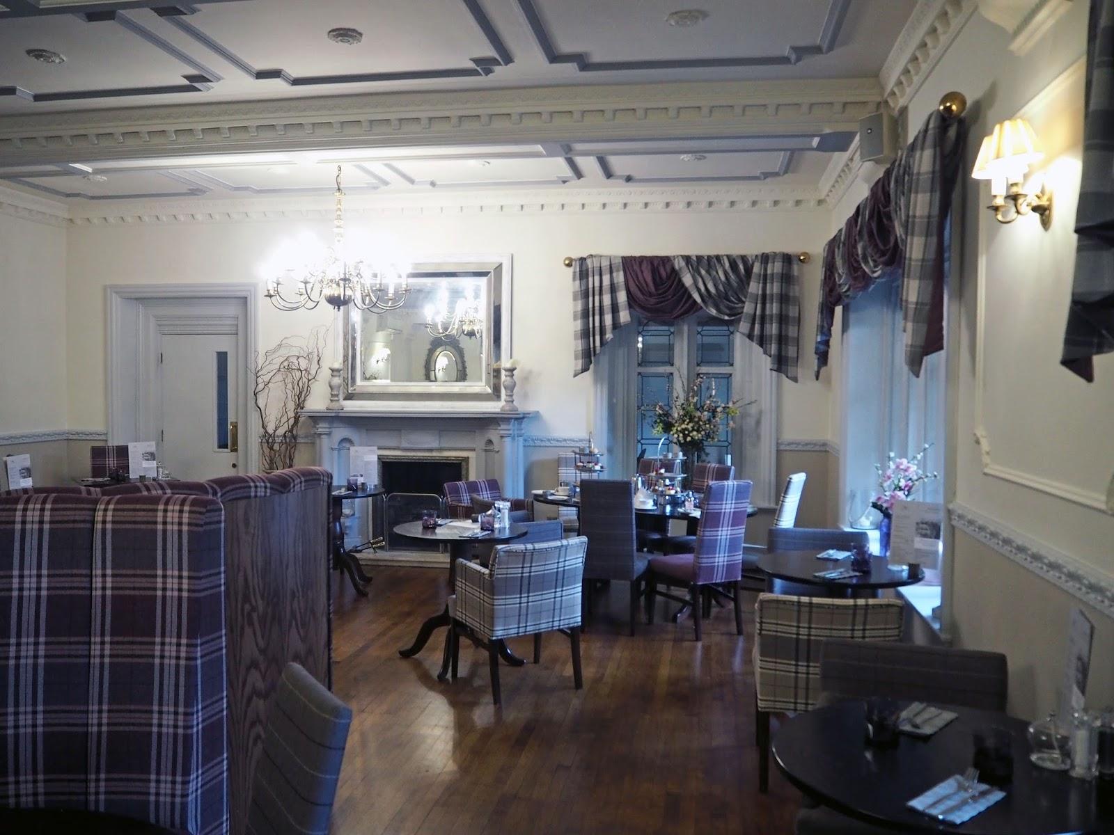 Prime restaurant, Stirk House