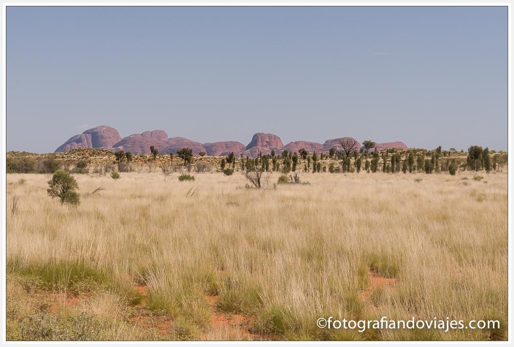 Parque nacional Uluru Kata Tjuta
