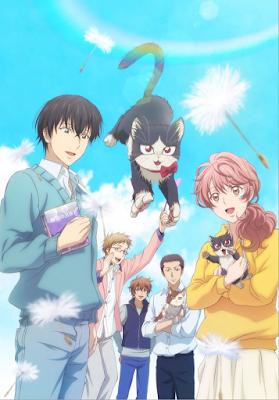 Novidades do anime Doukyonin wa Hiza, Tokidoki, Atama no Ue.