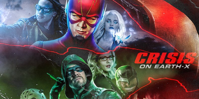 Crisis on Earth-X CW DC