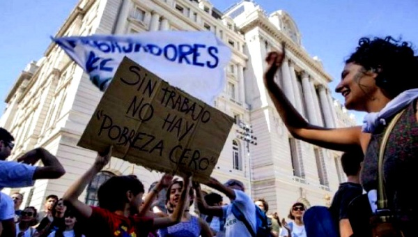 Casi mil despidos por día desde que Macri llegó a la presidencia