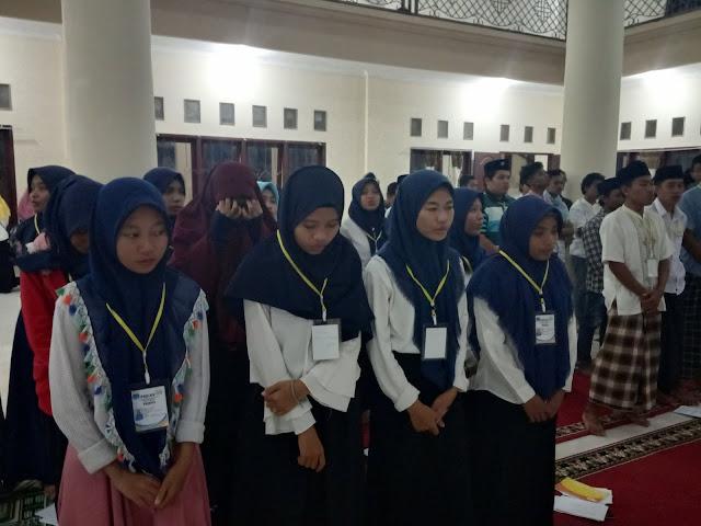 Kader Mujahid Siap Kembangkan PMII Di UIN Mataram