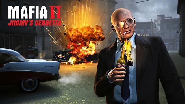 تحميل لعبة مافيا mafia 2 للكمبيوتر برابط مباشر ميديا فاير