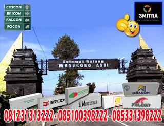 informasi dan pemesanan Bata Ringan Wonosobo