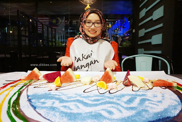 Ombak Kitchen : Seafood Shell Out Best Di Shah Alam
