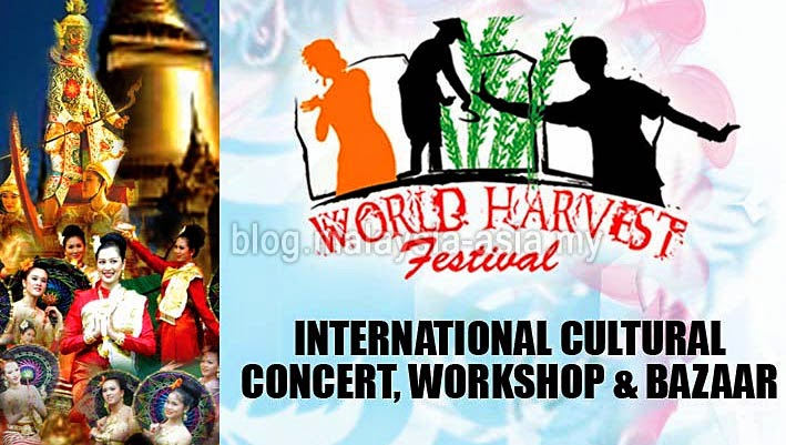 Sarawak World Harvest Festival 2015