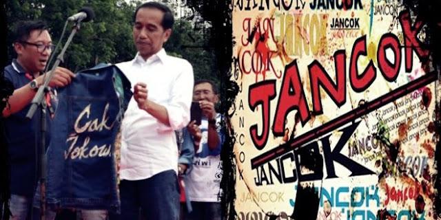 "TKN: Gelar ""Cak Jancuk"" untuk Jokowi Bukan Berkonotasi Negatif"