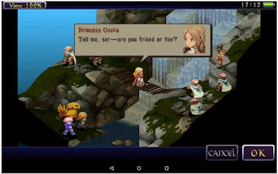 Final Fantasy Tactic: The War of The Lion
