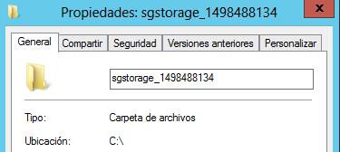 Vembu: BDR configurar repositorio