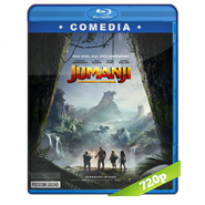 Jumanji: En la selva (2017) BRRip 720p Audio Dual Latino-Ingles