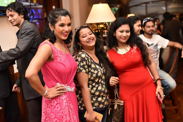Noida Diary: Blogger Buddies at Delhi Milonga