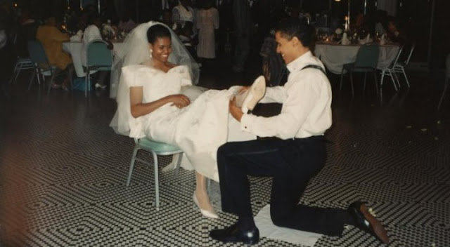 Things you didn't know about the Obamas' marriage  - GadsTime