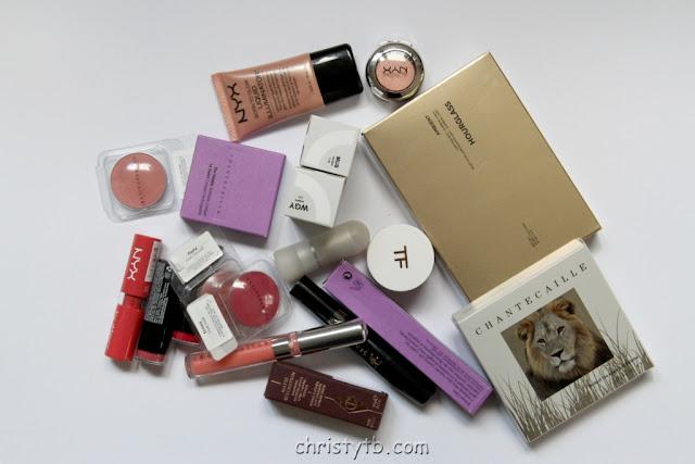 Shopping 64. Часть 2. Макияж и парфюмы.