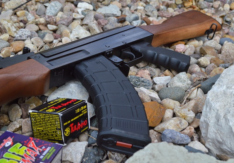 Century Arms C39V2 AK-47 Rifle Review and it's 100% American