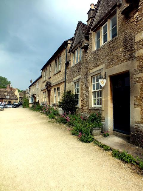 Lacock es uno de los pueblos más bonitos de Inglaterra