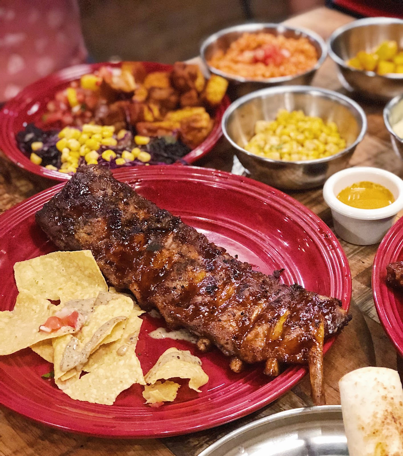 Gringo Baby Back Ribs