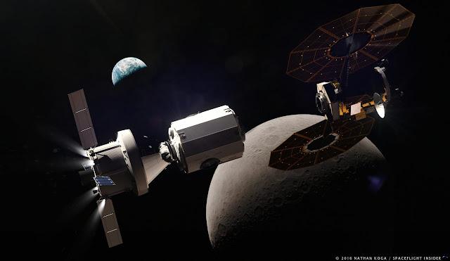 Lunar Gateway space.filminspector.com