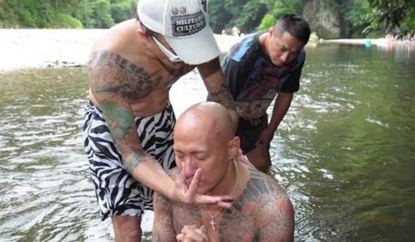 Ex yakuza se convierte a Cristo