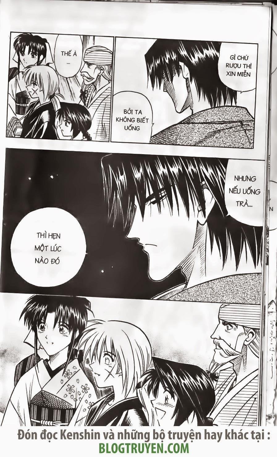 Rurouni Kenshin chap 151 trang 5