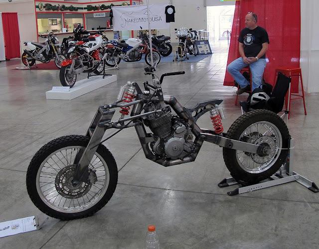 Dirtbag Challenge Suzuki DR 650